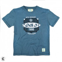 Mens T-Shirt Coast Grey