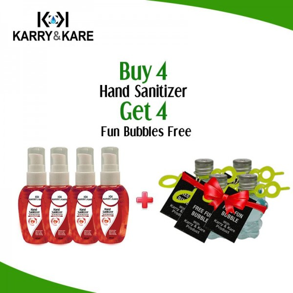 Hand Sanitizer Pump Bottle (User Friendly)