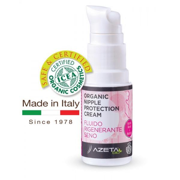 Organic Nipple Protetion Cream With Vitamin E - Omega 3 And 6  20ml