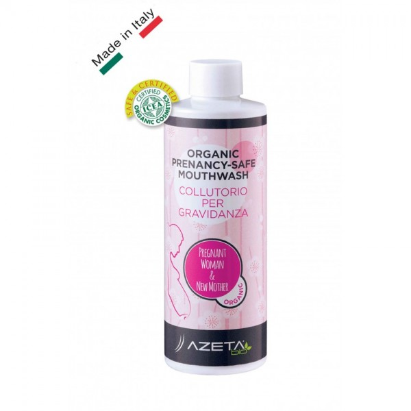 Organic Mouthwash With Neem Oil And Chlorhexidine 200ml