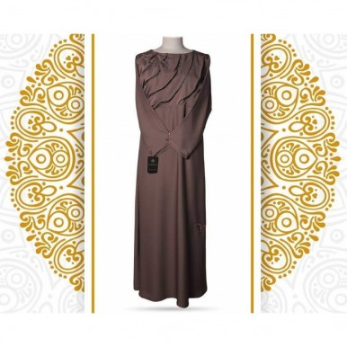 Classic Collection Coffee Color Abaya