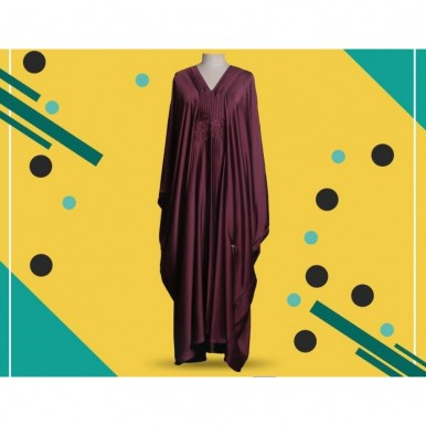 Classic Collection Butterfly Style Abaya