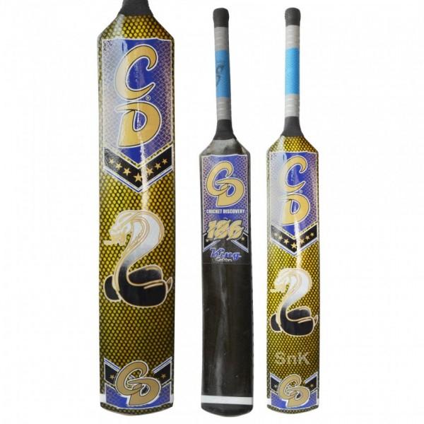 Cricket Bat Tape Ball Cricket Bat - Full Cane - King Cobra