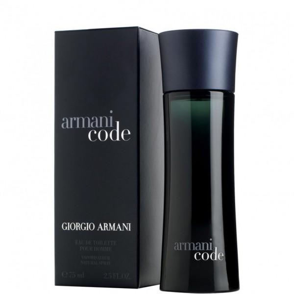 armani code perfume price
