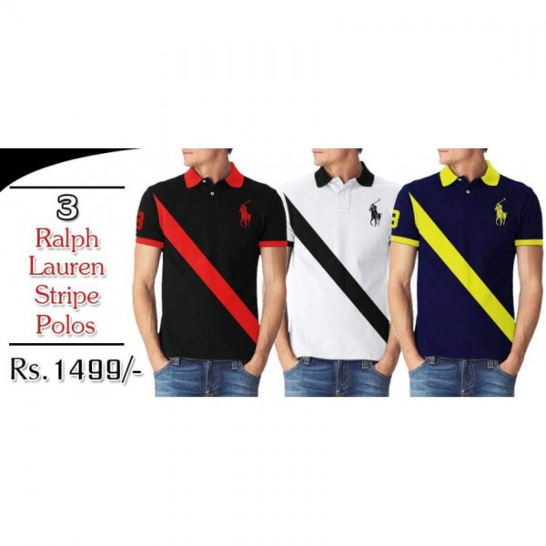 Pack of 3 Polo