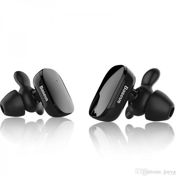 Buy Baseus Dual Side Mini Bluetooth Handsfree Online In Pakistan Buyon Pk