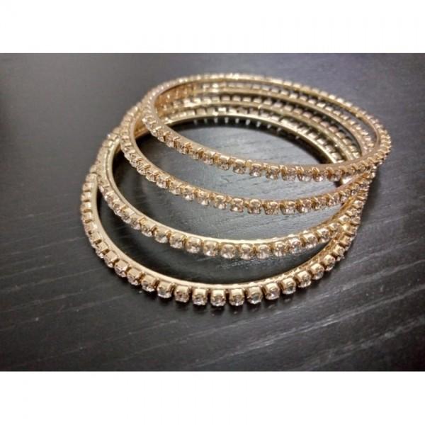 Antique jewellery - Set of 4 Bangles