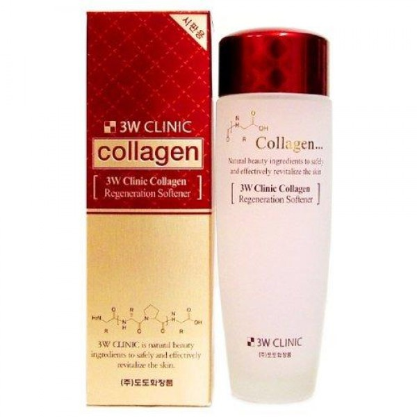 3W Clinic Collagen Regeneration Softener
