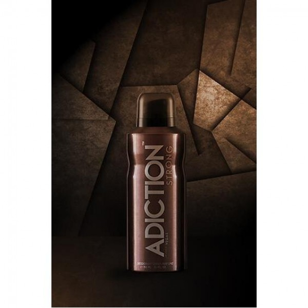 Adiction Strong The Magic of Vegas Deodrant Spray Perfume 150ml