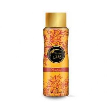 Secret of Lady Shouting Body spray for woman 200ml