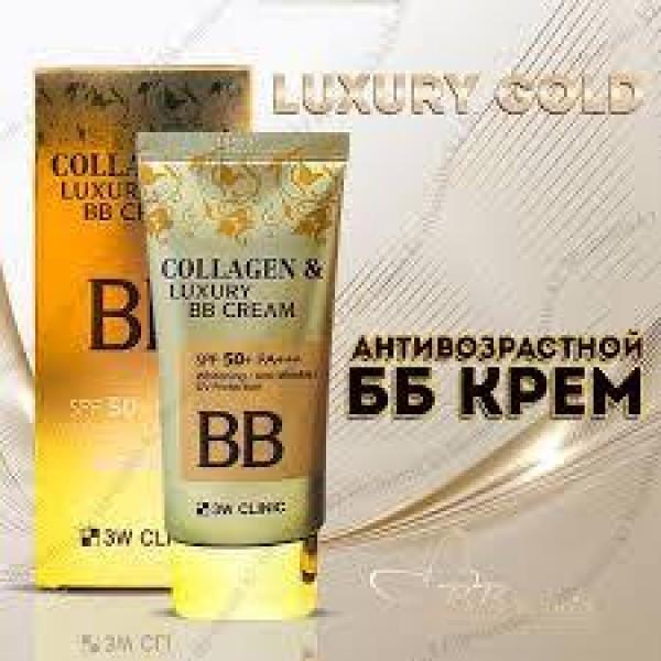 3w Clinic Collagen & Luxury Gold BB Cream