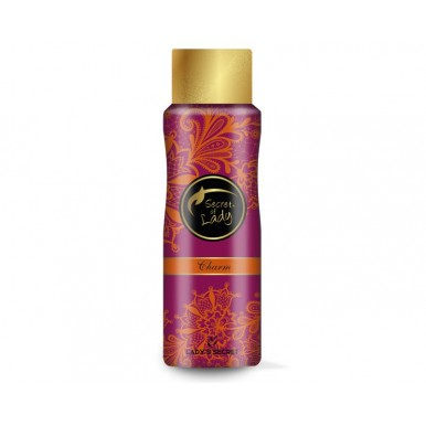 Secret of Lady Charm Body spray for woman 200ml