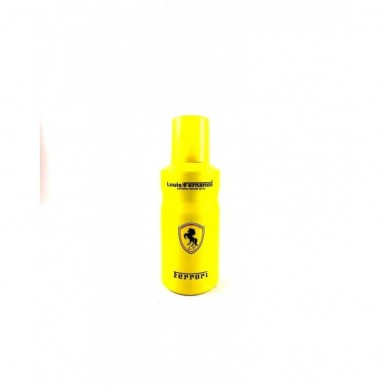 Louis Fernando Ferrori Yellow Body Spray-150ML