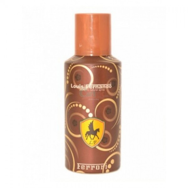 Ferrori Louis Deodorant Spray (Fernando) 150ml