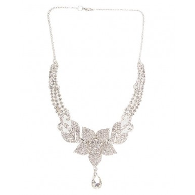 Star Set Silver with Tikka and Earrings
