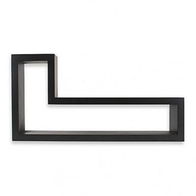 L Hshaped Display Shelf