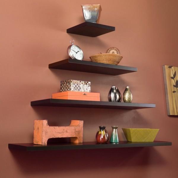 Askins Floating Shelf - set of 4
