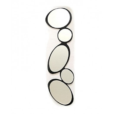 Abstract Style Mirror
