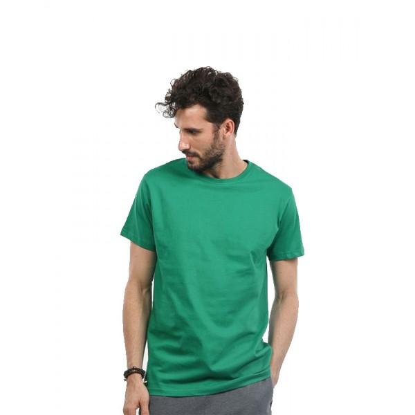 Basic Green T shirt For him