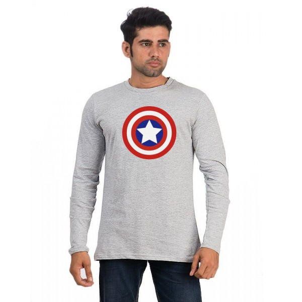 Captain America T shirt for Him