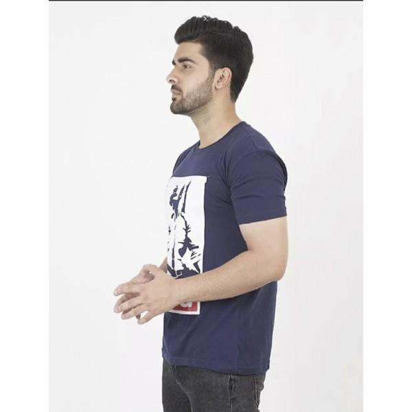 PUB-G Graphics Cotton T shirt for Men