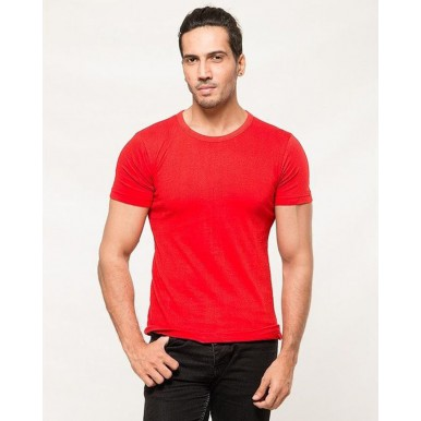 Pack of 02 Plain Cotton T shirts