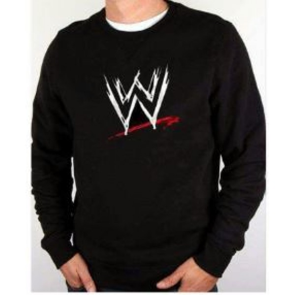 Printed Black Sweat Shirt For Him Specially for Winters
