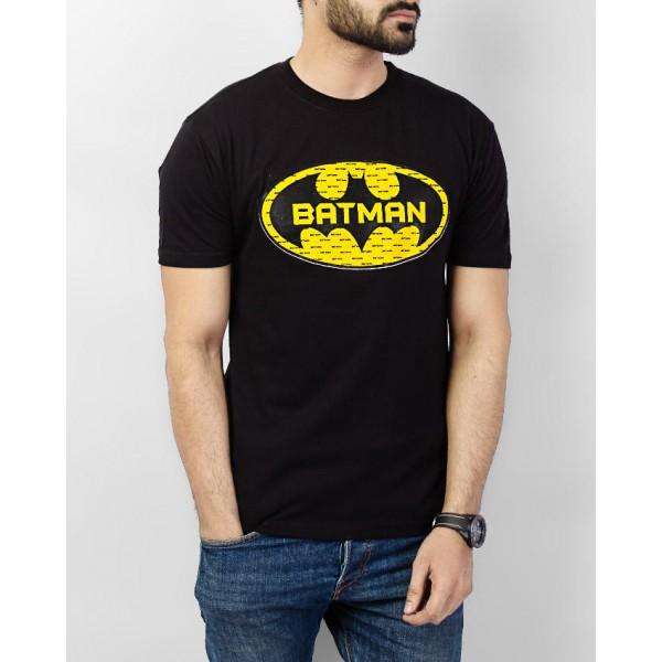 Black Batman Tshirt for men