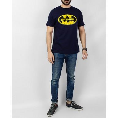 Batman Navy Blue Tshirt
