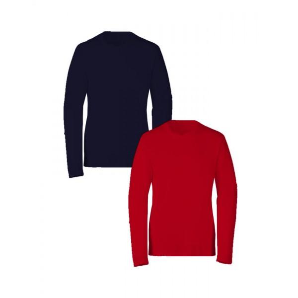 Women Cotton Full Sleeves Tshirt Bundle