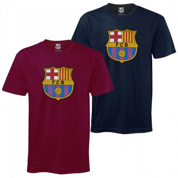 Pack of 02 Barcelona Graphics T shirt