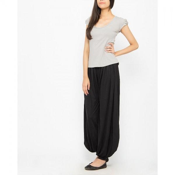 Stylish Black Harem Pant For Her