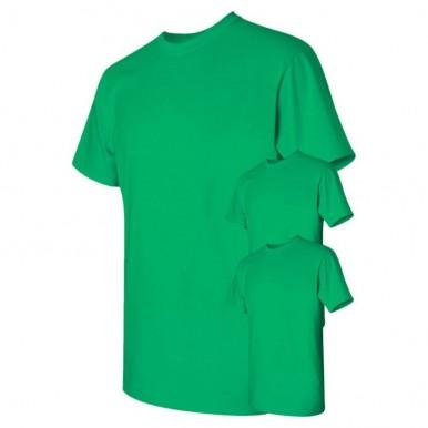 Bundle Offer Pack of 3 Plain Orange T-shirts
