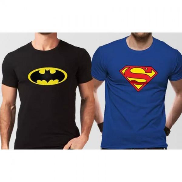 Bundle Offer Pack of 2 Super Heros T-shirts