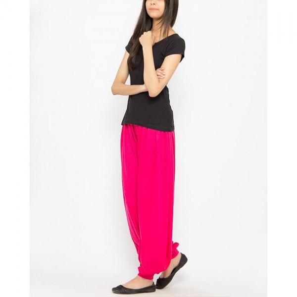 Fashionable Style Pink Hareem Pant