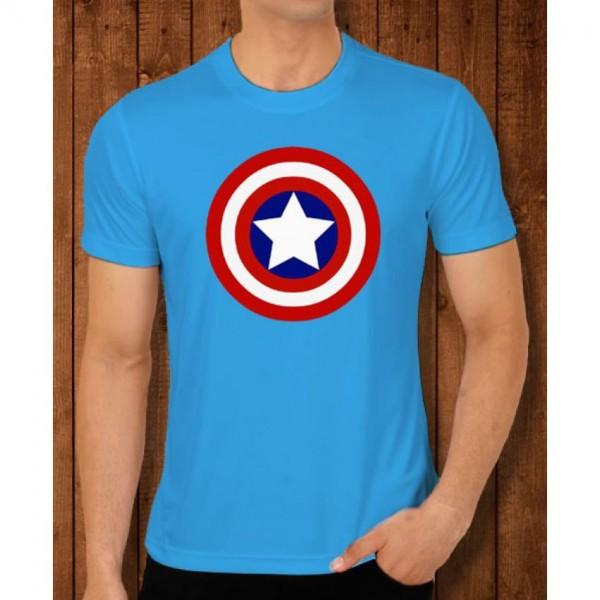 Captain America Tshirt - High Quality