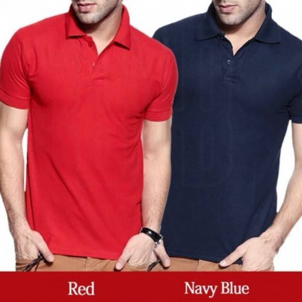 Pack of 02 Polo T-Shirts For Him