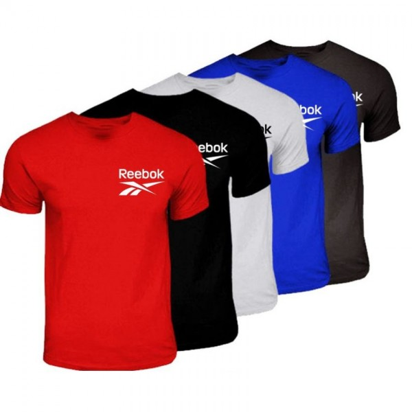 Pack of 05 Branded Style T-Shirts For Him