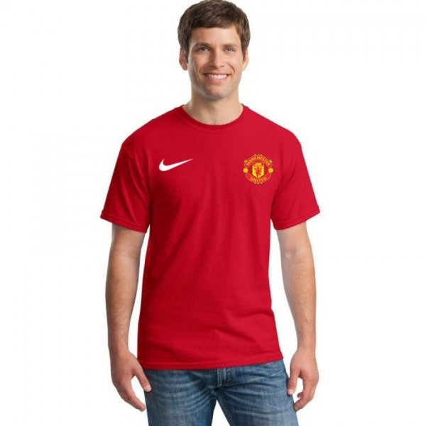 Manchester Logo T-Shirt For Him