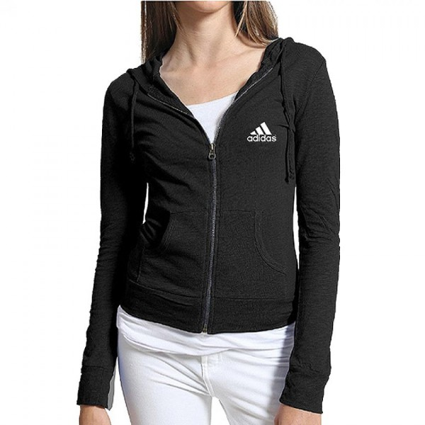 Womens Zipper in Black Colour Casual Style