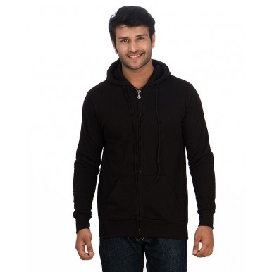 Mens Pack of 02 Mens Hoodies Black and Charcoal Colour