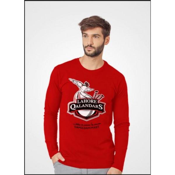 PSL Red Lahore Qalender T shirt