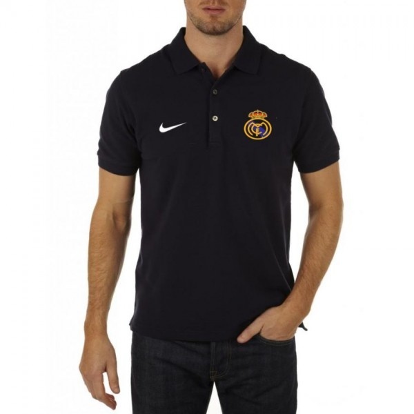 Madrid Logo Polo T shirt