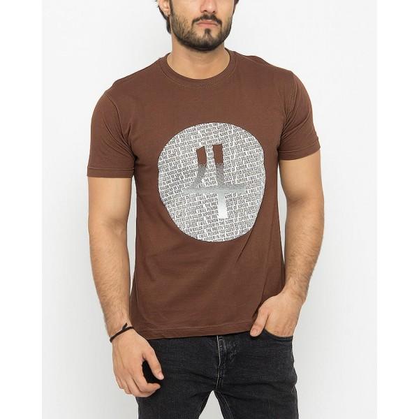 Brown Numeric 4 Tshirts for Mens