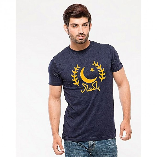 Pakistan Printed T shirt For Him