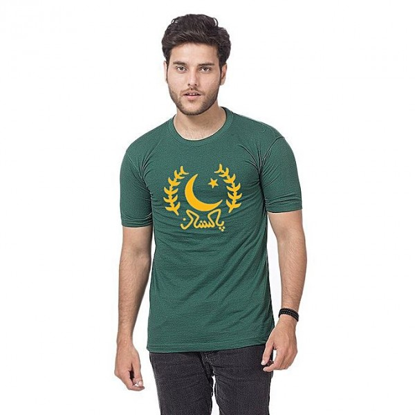 Pakistan special Printed T shirt For Him