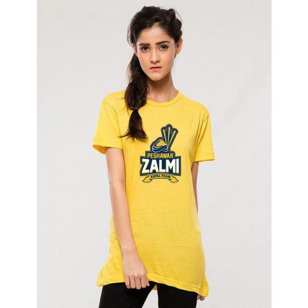 Peshawar Zalmi T shirt For Her