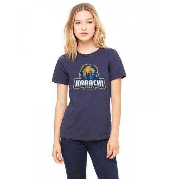 Karachi King T shirt For Her