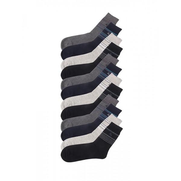 Pack of 12 Socks for Men