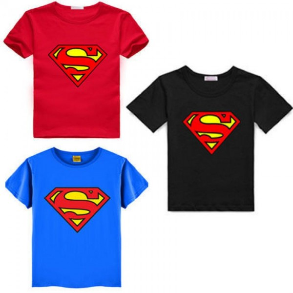 Pack of 03 Superman T shirts For him